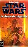 Star Wars, tome 29 : La Planète du crépuscule par Hambly