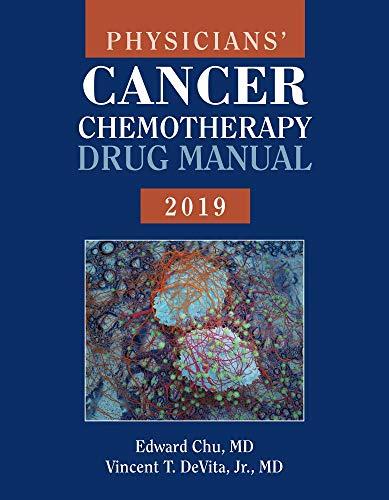 Cancer Handbook - Physicians' Cancer Chemotherapy Drug Manual 2019
