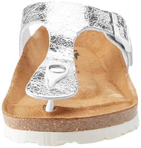 Mules Metall Gold 933 27537 Womens Silber Tamaris Silber fgq1wBWE