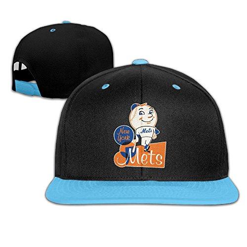 Mooy Mascot Met Boys&Girls Trucker Baseball Cap Adjustable Cap (Baseball Furies Costume Girl)
