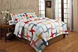 Be-you-tiful Home CC772KSET Georgina Quilt Set King