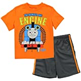 Thomas and Friends Little Boys Toddler Mesh Shorts Set