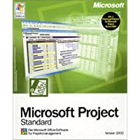 MS Project 2002 CD W32