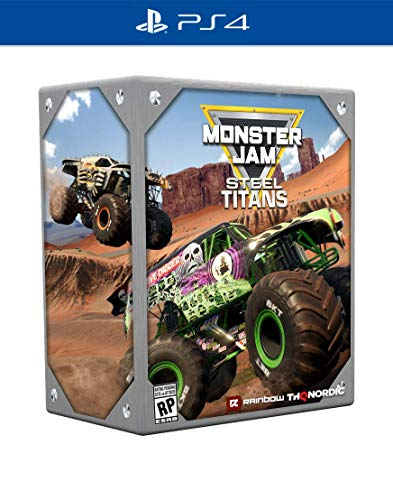 Price comparison product image Monster Jam Steel Titans - PlayStation 4 Collector's Edition