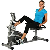 Exerpeutic 1000 Recumbent Exercise Bike