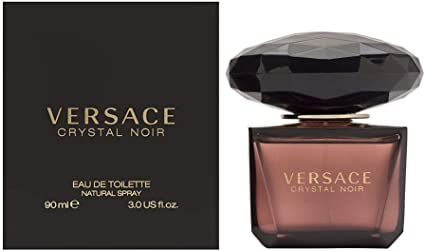 Crystal Noir By Versace Eau De Toilette Spray 3 Oz For Women by Versace