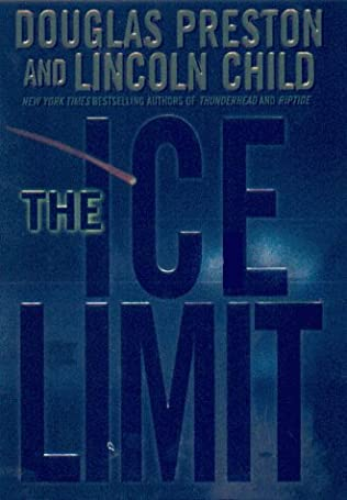 book cover of The Ice Limit