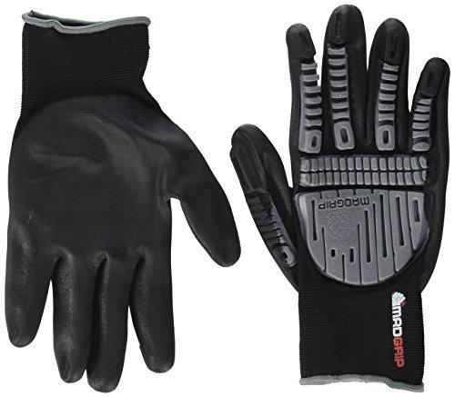 MadGrip Ergo Defender Impact Foam Nitrile Palm Glove by Mad Grip (Image #2)