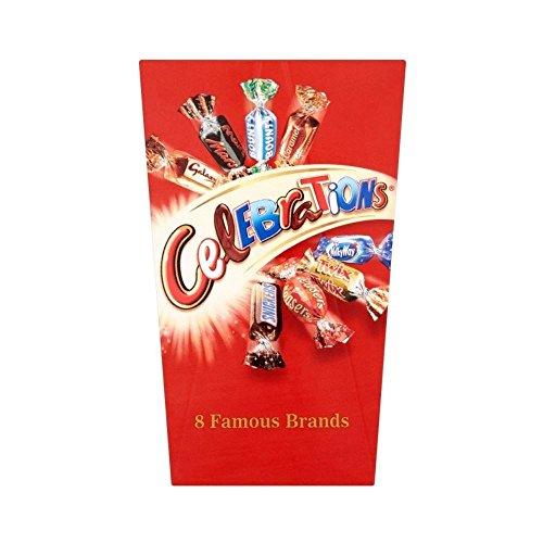 Celebration Chocolates (Mars Celebrations Mini Box (70g) - Pack of 2)