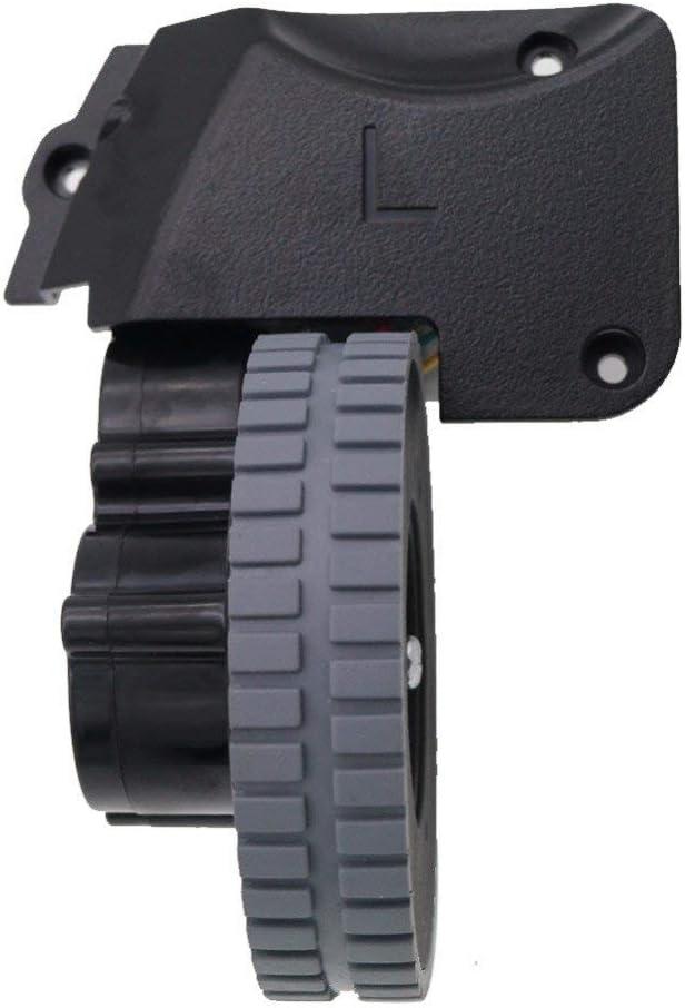 Oyster-Clean - Módulo de ruedas y neumáticos para ILIFE A4 A4s A40 A8 T4 X430 X432 X431 (Izquierda): Amazon.es: Hogar