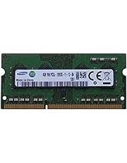 Samsung 4GB DDR3L PC3L-12800S CL11 Low Voltage 1.35V 204P Laptop Memory Module