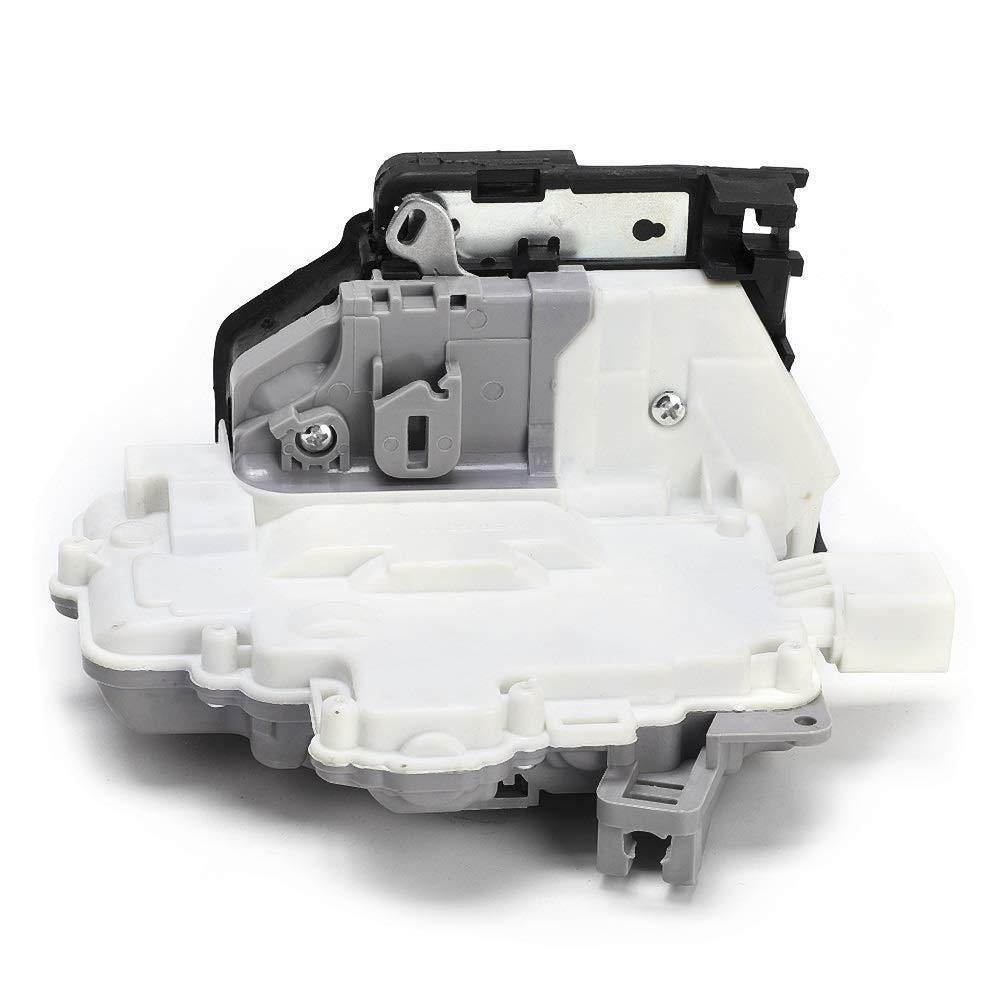 Porta Chiusura a scatto Attuatore Porta posteriore sinistra della serratura attuatore misura Accessorio for A4 B8 1.8 TFSI 2007-2016 8K0839015