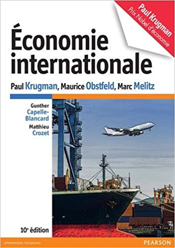 economie internationale paul krugman