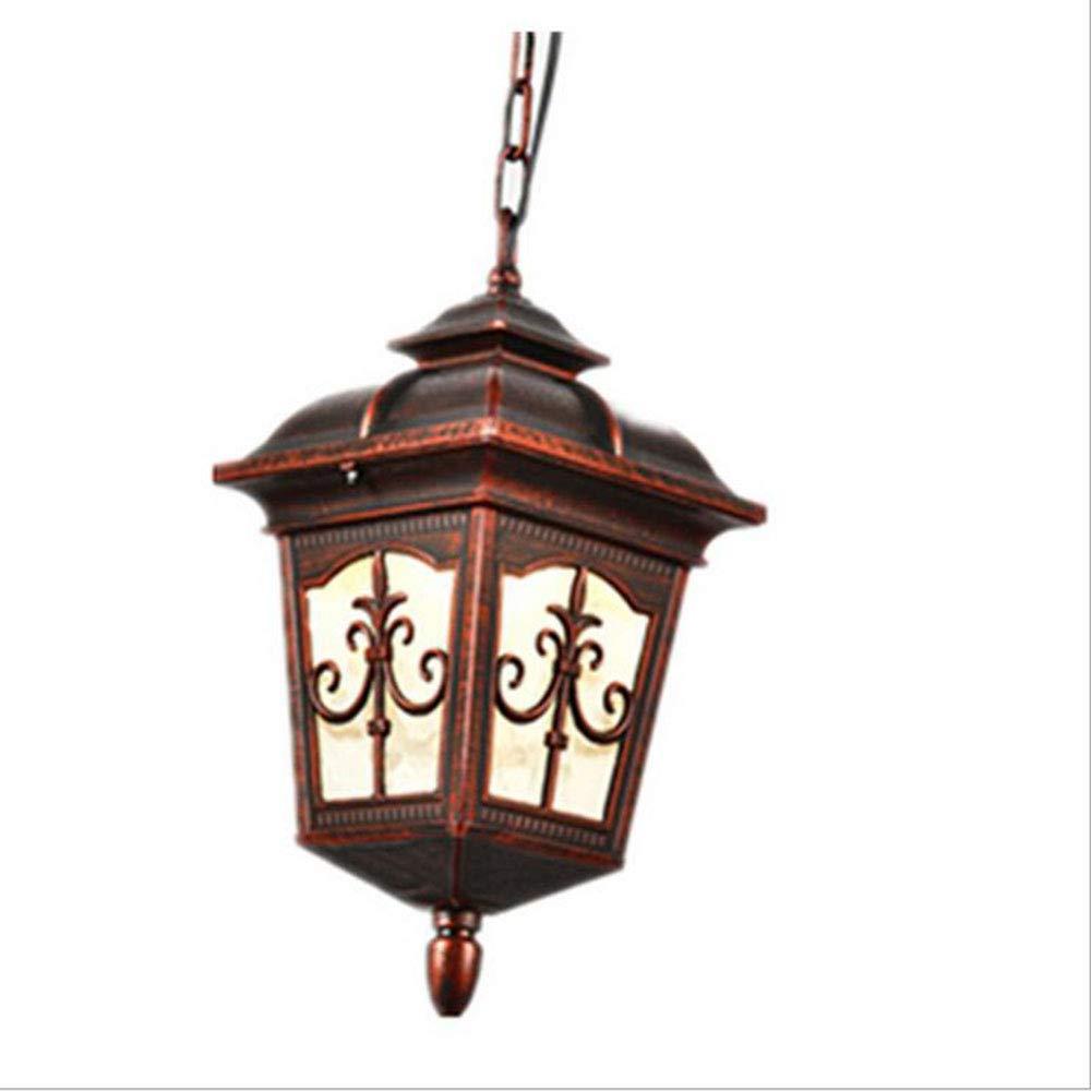 MICHEN Hotel Teahouse Cafe Light Outdoor Lampadario Impermeabile Garden Garden Light, Lampadario Aisle,280  280  550mm