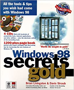 Windows 98 Secrets Gold (Wrapped): Amazon co uk: Brian Livingston