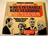 The Who's in Charge Here Yearbook 1981, Gerald Gardner, 0399505733