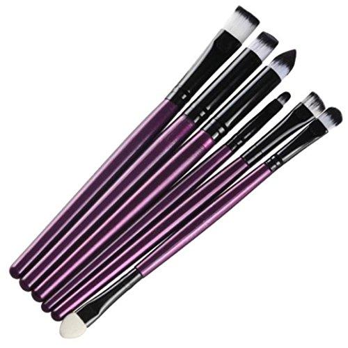 Makeup Brush Set,Clearance! 6PCS Cosmetic Makeup Brush Lip M