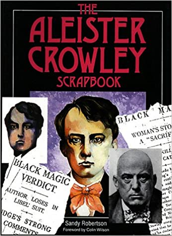 Aleister Crowley Scrapbook