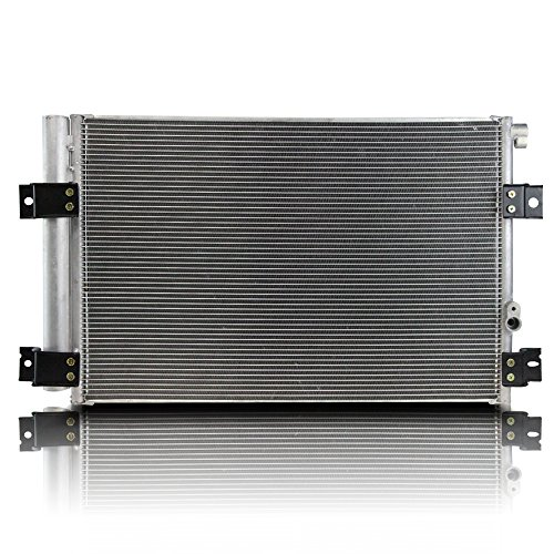 Condenser A/C Hino W/Bracket and Drier 2005-2007,OEM:884102580A Heavy Duty Truck