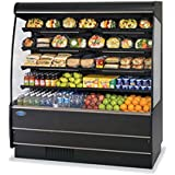 Federal Industries RSSM-378SC Specialty Display High Profile Self-Serve Refriger