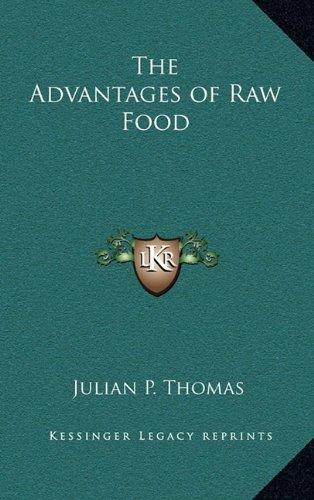 Download The Advantages of Raw Food pdf epub