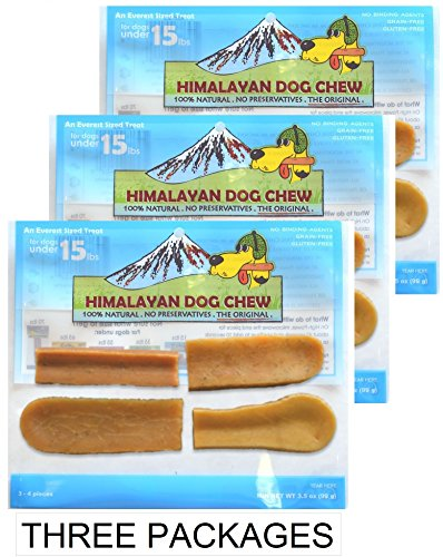 3 Pack Small Himalayan Chews Treat product image