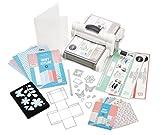 Sizzix 'Big Shot Plus' Starter Kit by Ellison, White/Grey