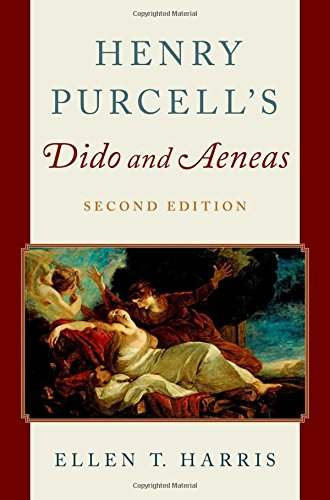 Cover Art of Henry Purcell's Dido and Aeneas, 2nd edition.