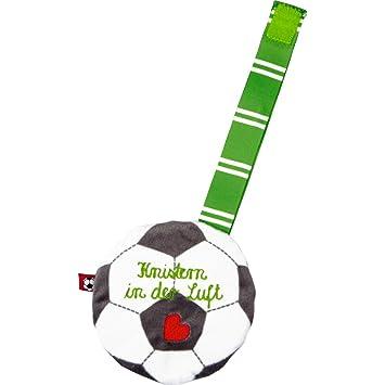 Spiegelburg 14785 Balón de Fútbol de Tela para Chupar Morder y ...