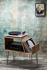 Vinyl Record storage, Record Player Cabi...