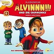 Superhelden (Alvin und die Chipmunks - Hörspiel 8)   Thomas Karallus