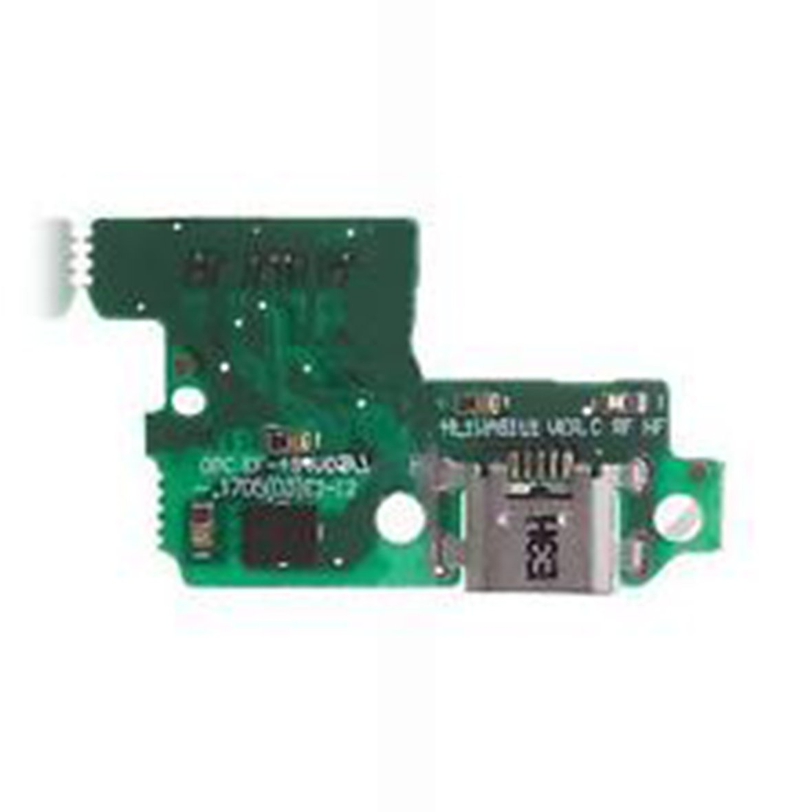 Huawei P10 Lite - Flat Flex Conector de carga Dock cargador ...