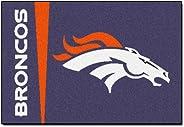 Fanmats NFL Denver Broncos Nylon Rug