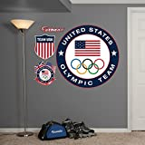 Team USA Logo Wall Decal Sticker 38 x 38in