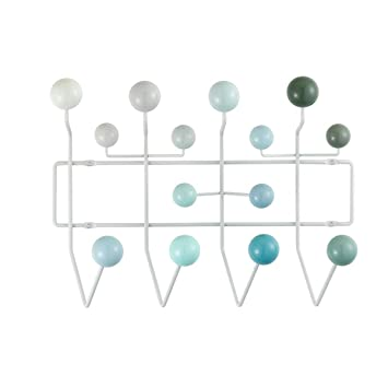 Vitra 201 191 03 Hang it All - Perchero de Pared (50,5 x 37 ...