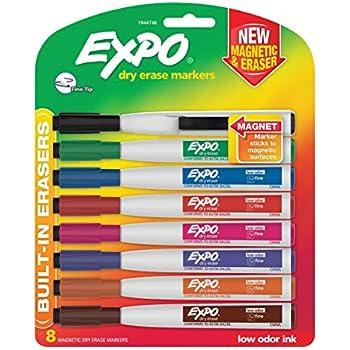 Amazon.com : Board Dudes SRX Magnetic Dry Erase Markers