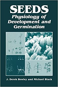 Seeds:Physiology of Development and Germination