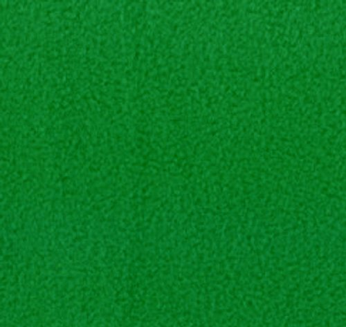 Kelly Green Anti Pill Solid Fleece Fabric, 60 Inches Wide  Sold By The Yard