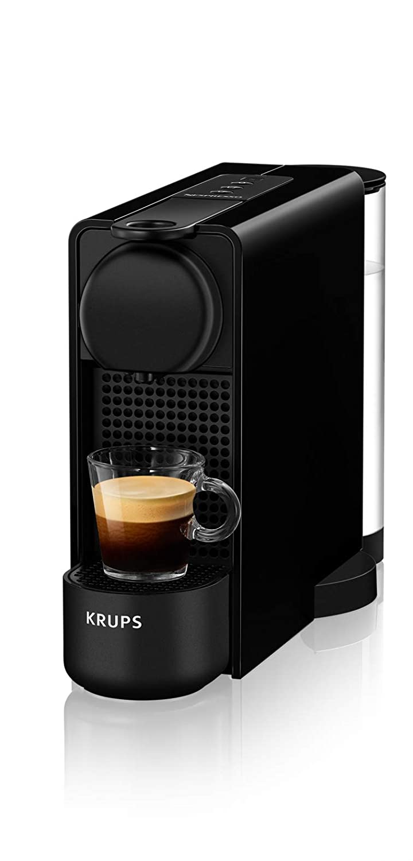 Krups - Máquina de café Espresso Krups Essenza Plus - Máquina de ...