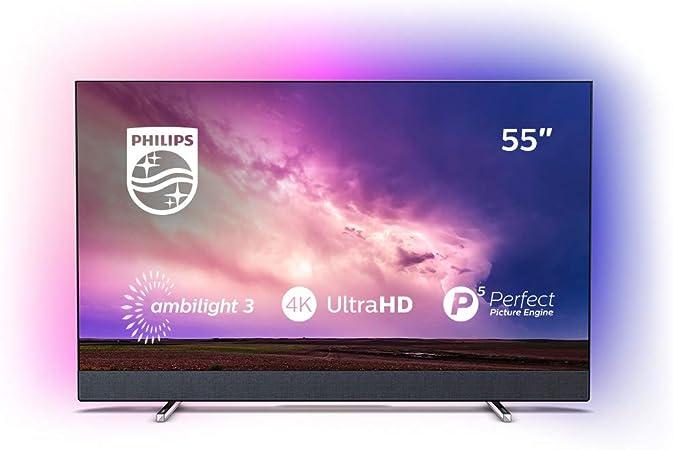 TELEVISOR 55 55PUS8804 SUHD NANOCELL P5 B&W PHILIPS: Amazon.es: Electrónica