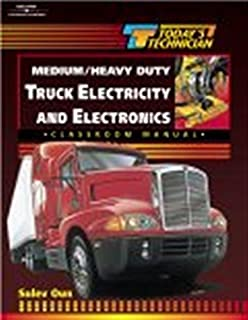 Today\'s Technician: Medium/Heavy Duty Truck Diesel Engines Classroom ...