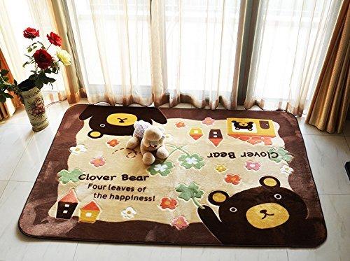 Decoration Environmental Anti slip Crawling Washable product image