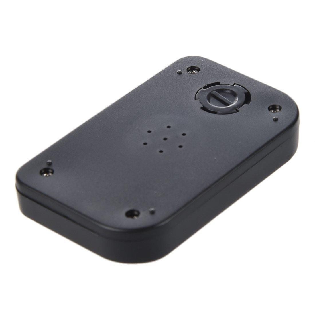 R SODIAL Pocket Sized Digital Electronic Travel Clock