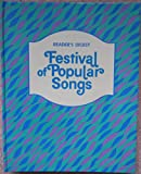 img - for Reader's Digest Festival of Popular Songs book / textbook / text book