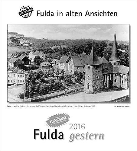 Fulda gestern 2016
