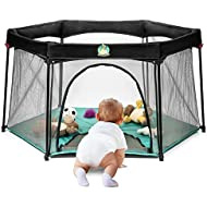 Pack and Play Portable Playard Play Pen for Infants...