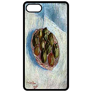 Basket Of Apples By Van Gogh Painting By Vincent Van Gogh Black Apple Iphone 6 (4.7 Inch) Cell Phone Case - Cover