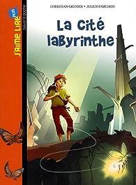 La cité labyrinthe  par Christian Grenier