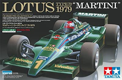Tamiya 20061 1/20 Lotus Type 79 1979 Martini by tamiya