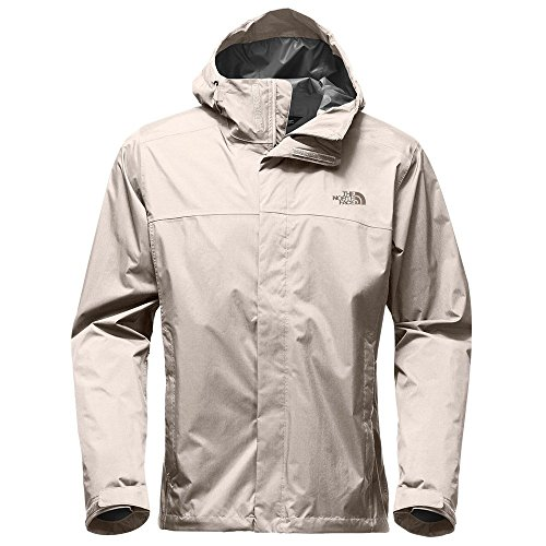 The North Face Men's Venture 2 Jacket (Rainy Day Ivory/Rainy Day Ivory, Medium) by The North Face